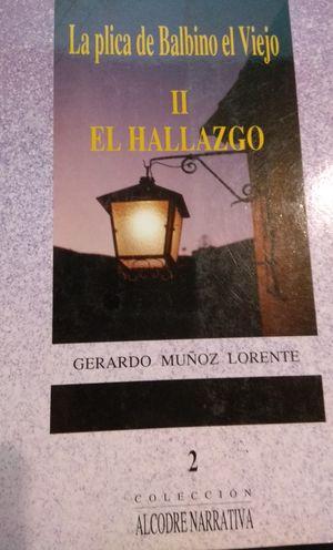 EL HALLAZGO. LA PLICA DE BALBINO EL VIEJO II