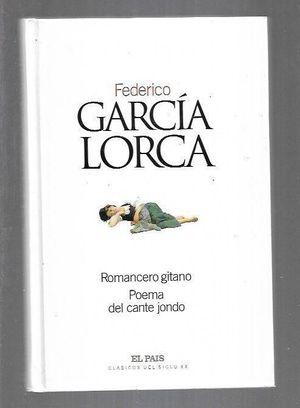 ROMANCERO GITANO ; POEMA DEL CANTE JONDO