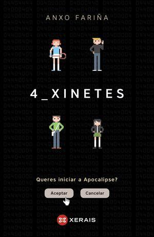 4 XINETES