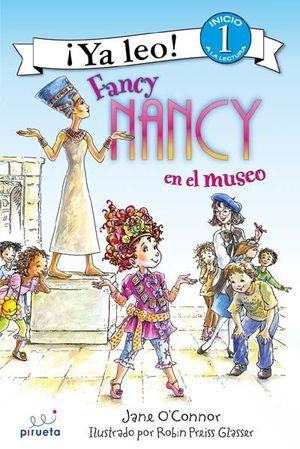 FANCY NANCY EN EL MUSEO