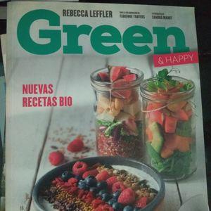 GREEN AND HAPPY NUEVAS RECETAS BIO