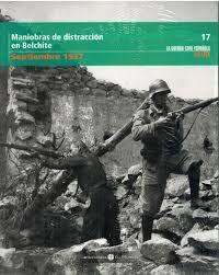 MANIOBRAS DE DISTRACCION EN BELCHITE, SEPTIEMBRE 1937
