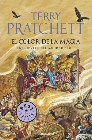 EL COLOR DE LA MAGIA (MUNDODISCO 1)