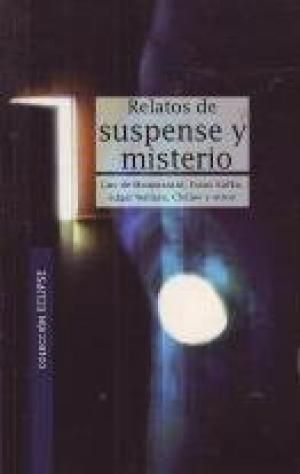 RELATOS DE SUSPENSE Y MISTERIO