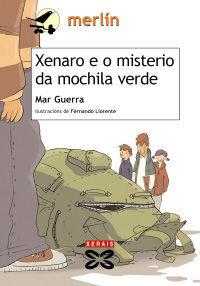 XENARO E O MISTERIO DA MOCHILA VERDE