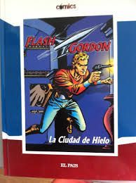 FLASH GORDON LA CIUDAD DE HIELO