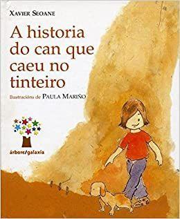 A HISTORIA DO CAN QUE CAEU NO TINTEIRO