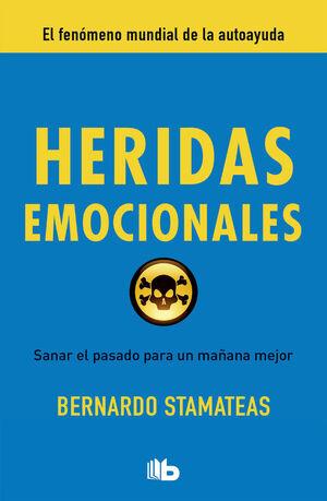 HERIDAS EMOCIONALES (SIN SOBRECUBIERTA)