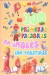 100 PRIMERAS PALABRAS EN INGLÉS CON IMÁGENES