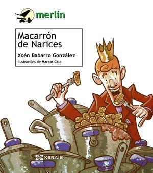 MACARRÓN DE NARICES