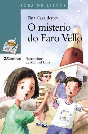 O MISTERIO DO FARO VELLO