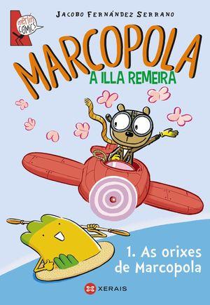 MARCOPOLA 1. AS ORIXES DE MARCOPOLA