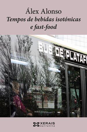 TEMPOS DE BEBIDAS ISOTÓNICAS E FAST-FOOD