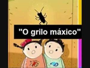 O GRILO MAXICO