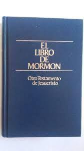 EL LIBRO DEL MORMON