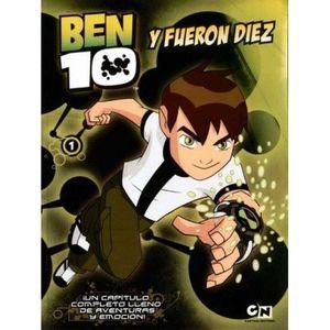 BEN 10 - Y FUERON DIEZ (1)