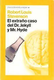 EL EXTRAÑO CASO DEL DR JEKYLL Y MR. HYDE