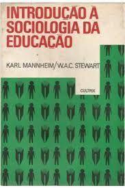 INTRODUÇAO A SOCIOLOGIA DA EDUCAÇAO