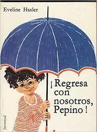 REGRESA CON NOSOTROS, PEPINO