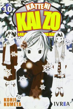 KATTENI KAIZO.LAS GUARRADAS DE KAIZO Nº10